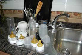 Extremar la higiene con tu bebé