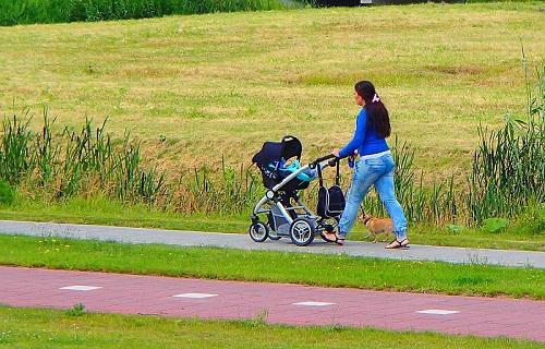 La utilidad de los carritos para tu bebé