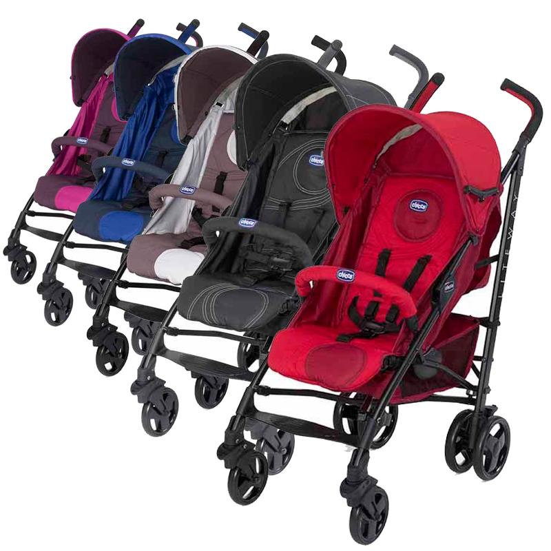 Las mejores marcas de carritos para tu bebé chicco