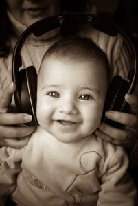 Los beneficios de la música para bebés