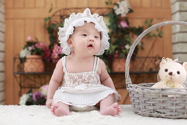 desarrollo crecimiento bebé