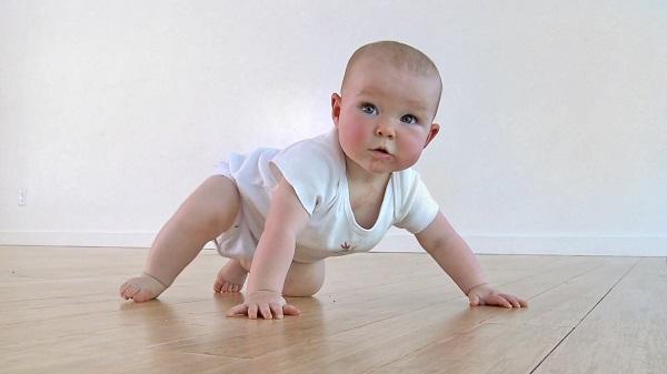 La hidratación en la piel de los bebés