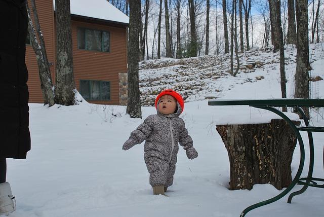 Razones para proteger al bebé del frío