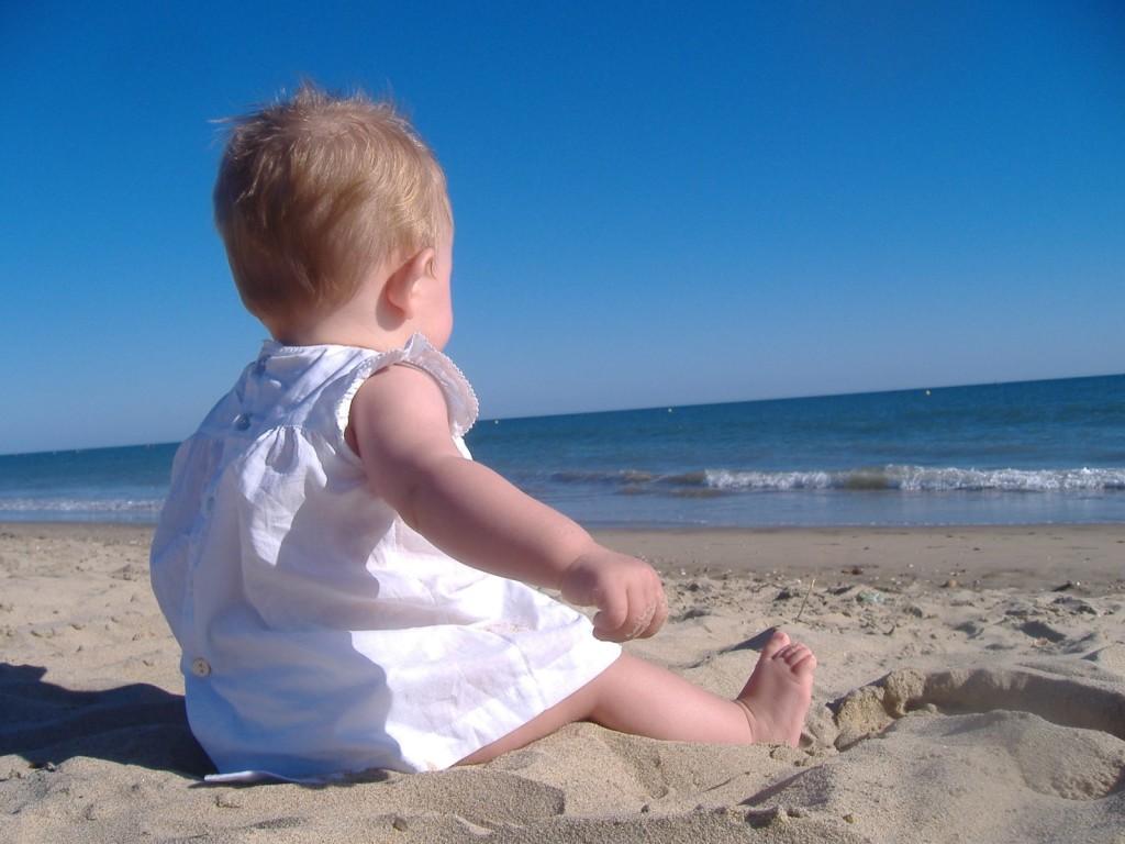 Cómo proteger al bebé en verano