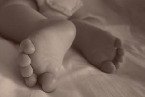 La piel del bebé y la alimentación