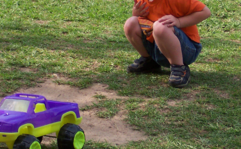 Como entretener niños de 1-2-3 años