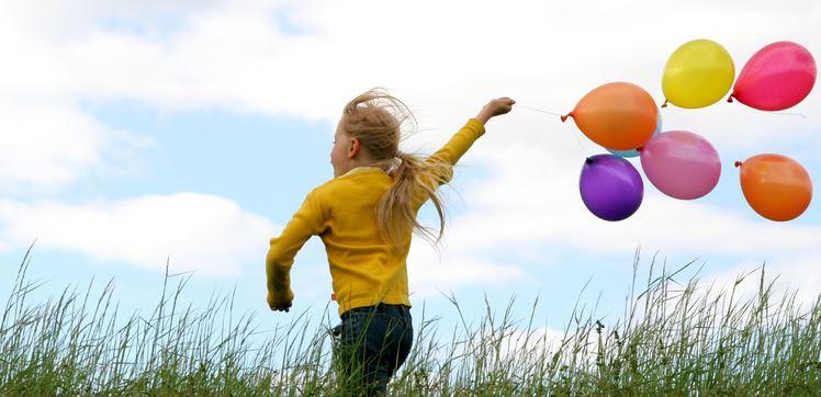 Por qué los bebés tienen miedo a los globos